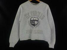 Vintage St Thomas Virgin Islands Crewneck Sweatshirt Gray Size L Large EUC
