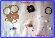 Ford Zodiac,MK lV,Weber 40 DFAV Rep.Kit