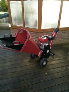 Holtz Petrol Chipper 7 HP Lifan engine NEW