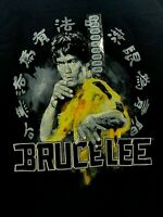 UFC Bruce Lee T Shirt Mens S Small MMA Mixed Martial Arts Fighting Graphic Tee