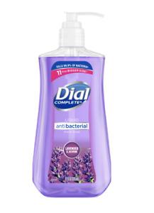 DIAL COMPLETE LIQUID HAND SOAP WASH, LAVENDER JASMINE, 11 FL. OZ.
