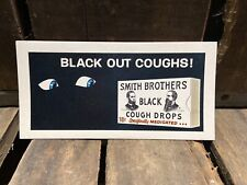 Ink Blotter Smith Brothers Cough Drops  10 Cent Specifically Medicated NOS