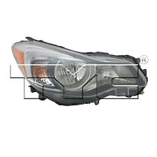 For 2012-2013 Subaru Impreza Passenger Side Halogen Headlight Head Light Lamp RH