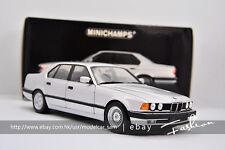 Minichamps 1:18 BMW 730i E32 Silver