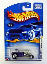 HOT WHEELS ALTERED STATE #018 First Editions 6/42 Die-Cast Car ERROR MOC 2001
