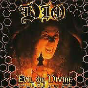 Dio - Evil Or Divine: Live In New York City  Russia 2005