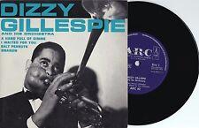 Dizzy Gillespie~Orig UK ST EP EX 1965 Arc ARC82 Bop Jazz