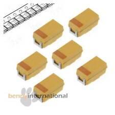 50x 4.7uF 10V  TANTALUM SMD CAPACITORS Case B 3528-21 - AUS STOCK