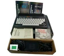 Commodore Plus/4 in Original Box w/ Manuals & Cords CIB Built-in Software WORKS