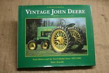 Sammlerbuch alte Traktoren Landtechnik Vintage John Deere, aus England, englisch