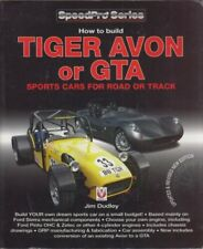 BUILDING A TIGER AVON & GRAND TOURER AVON ( GTA ) KIT CAR FOR ROAD & RACE BOOK