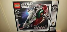 Brand New Sealed LEGO Star Wars Slave l™ – 20th Anniversary Edition 75243