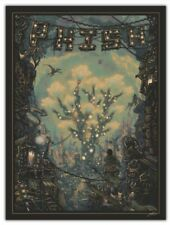 Luke Martin Phish Poster Teal & Cream Sigma Oasis You're Already There Preorder
