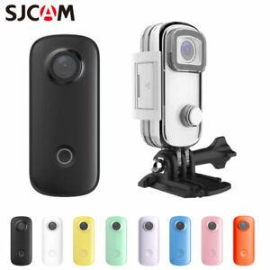 HD 1080P SJCAM C100 WIFI Sports DV Action 12MP Camera Waterproof Bike Camcorder