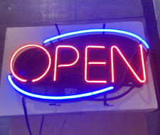 """Everbrite Neon Light Open Sign, Very Bright, 22.5"""" x 13"""" x 3.5"""""""