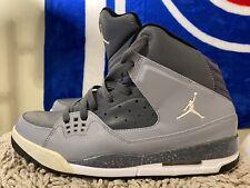 NIKE AIR JORDAN SC-1 Dark Grey, 538698-011, Mens Basketball Shoes, Size 13