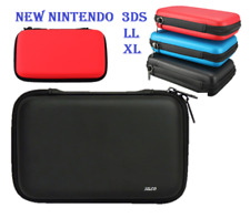 BLACK-Carry Storage Hard Protective Case Cover For New Nintendo 3DS LL / 3DS XL