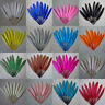 Wholesale 20-1000 PCS 4- 6 inches 10-15 cm beautiful goose feathers color select