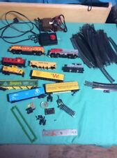 Large Lot of Vintage HO Scale Trains: Engines BACHMANN And Others a