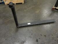 """1-Caterpillar 180-2835 Loader Fork Forklift Fork 6"""" X 60"""""""