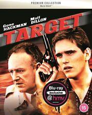 TARGET ( 1985 GENE HACKMAN / MATT DILLON ) HMV PREMIUM COLLECTION NEW & SEALED
