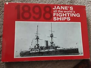 1898 Janes All The Worlds Fighting Ships