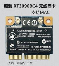 Ralink RT3090BC4 300M WLAN card WIFI Bluetooth3.0 PCI-E mini-Card
