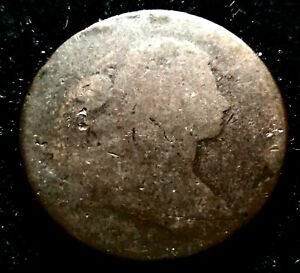 1798 Large Cent Draped Bust Rare!