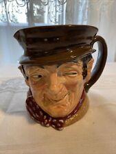 "Vintage Royal Doulton ""Sam Weller"" Large Character Toby Mug *Mint Condition"
