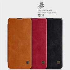 Nillkin Classic Qin Flip Leather Case Phone Cover For Xiaomi Mobile Ultra Thin