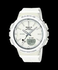 BGS-100-7A1 Baby-g Watches Resin Band Analog Digital