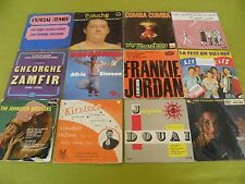 "Pop 12 x 7"" : Alasdair Gillies / The Monstars / Jacques Douai / Frankie Jordan"