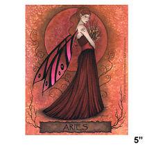 STICKER - Jessica Galbreth Fairy Aries Horoscope Astrology Zodiac SD39