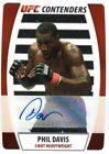 2011 Topps UFC Title Shot 125