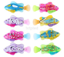 Swimming Robotic Fish Activated in Water Magical Electronic Toy Children Gift