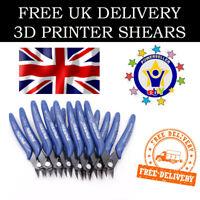 3D Printer Filament Cutters Precision Diagonal DIY Tool Snips Pliers PLATO 170