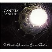 Cantata Sangui - On Rituals and Correspondence (CD 2009) NEW/SEALED