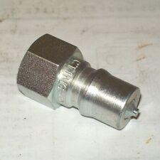 Dixon Coupling H2F2 730676 1/4 Hydraulic Quick Coupler Male Nipple Plug 10Pc