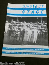 AMATEUR STAGE - 'SEESAW' - JUNE 1984