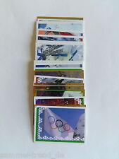 KAUFLAND - Unsere Olympiamannschaft  Sotchi 2014 - Alle 42 Sticker