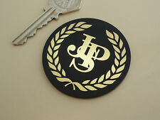 JPS Garland style 57mm adhésif voiture badge john player spécial LOTUS F1 COURSE