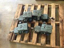 SEW EURODRIVE GEARMOTOR MM03D-503-00 MOVIMOT CONTROL 0.37 KW