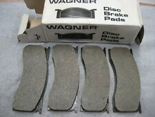 New Wagner Disc Brake Pads 728 D-1 PGD1 made in the USA
