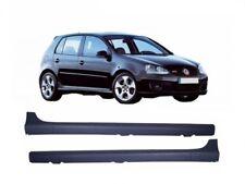 Minigonne Laterali Volkswagen Golf V MK5 2003-2007 GTI Design Side Skirts