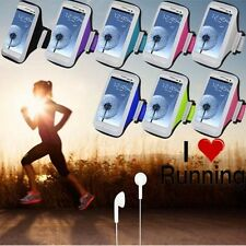 Running Gym Sports Jogging Armband Case & 3.5mm Handsfree for Samsung Motorola