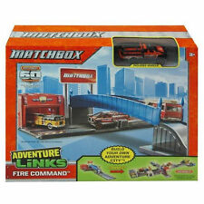 Matchbox Diecast Play Set