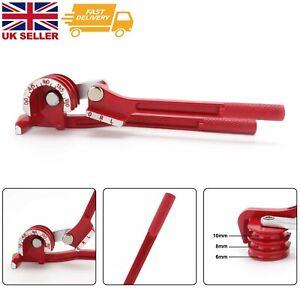 Mini Pipe Bender 3in1 6mm 8mm and 10mm Copper Tube Bending Tool Brake Fuel Pipe
