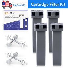 2PACK Cartridge Filter Kit for SoClean Replacement Carbon Cartridge Check Valves