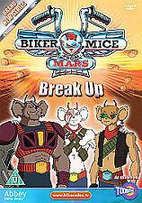 Biker Mice From Mars - Break Up (DVD) . FREE UK P+P ............................