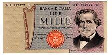 Italie ITALY Billet 1000 LIRE 1969 - 1979 G.  VERDI  P101 EF- AU // QUASI NEUF